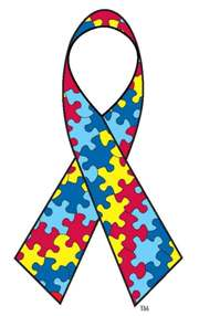 autism society bow